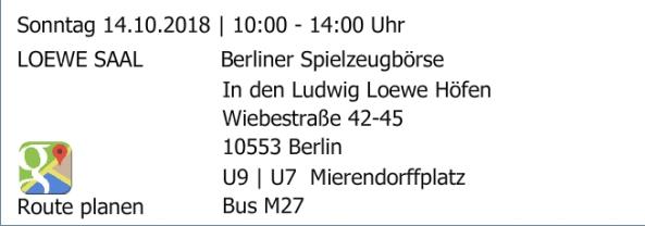 Modelleisenbahn-Modellautobörse|Fontanehaus|10.12.2017