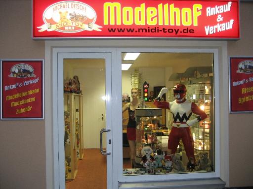 An- und Verkauf | Modellhof | MIDI-TOY Berlin