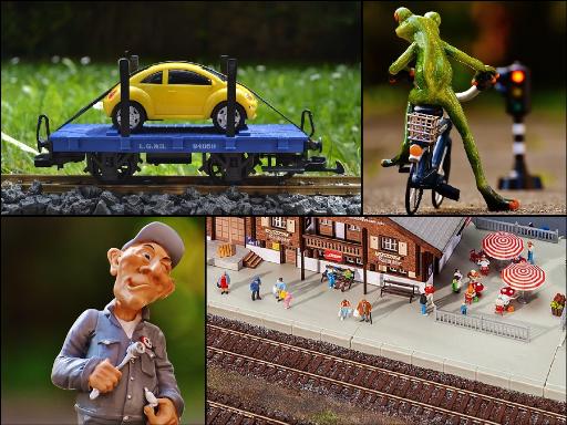Ankauf von|Modelleisenbahnen|Wagon|Bahnhof | Figuren