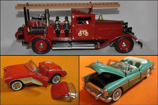 Ankauf von | Modellautos |Feuerwehr | Cabrio